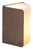 01GK12FBN8_Gingko Linen Mini Coffee Brown Smart Book Ligh_01